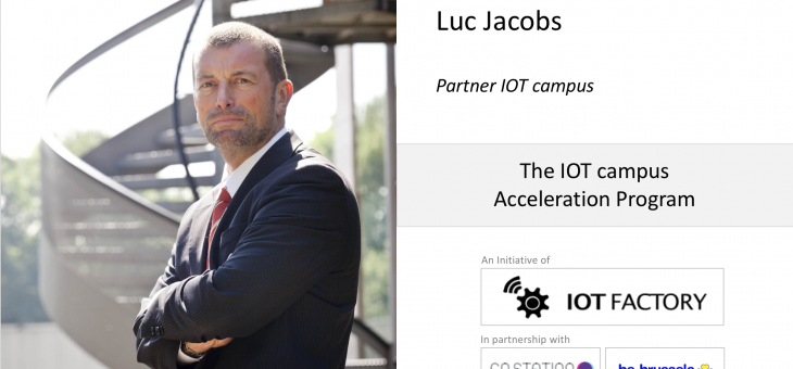 IOT campus launch event wrap-up & call-for-application